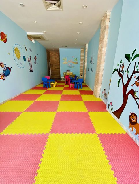 Planeta Hotel - family suite