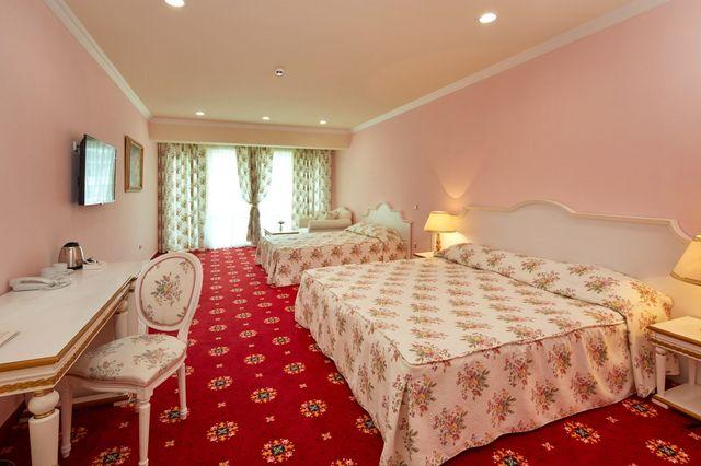 Planeta Hotel - Suite piccolo