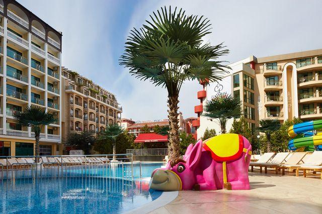 Planeta Hotel & Aquapark - Lobby