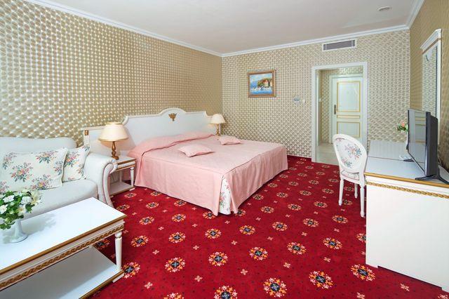 Planeta Hotel - DBL room delux